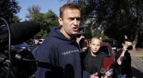Oslobođeni Navalnji predviđa još veće oporbene prosvjede