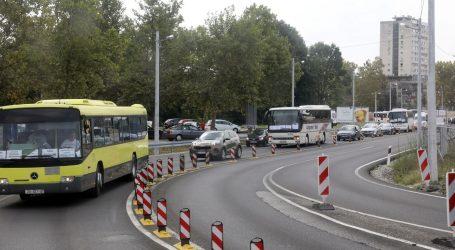 Vozači autobusa prosvjednom vožnjom počeli štrajk upozorenja