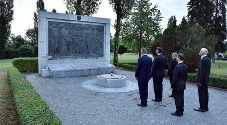 Plenković obilježio Europski dan sjećanja na sve žrtve totalitarnih i autoritarnih režima