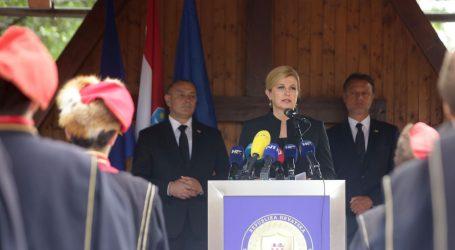 """GRABAR-KITAROVIĆ: """"Osuđujem velikosrpski totalitarizam i agresiju na hrvatski narod"""""""