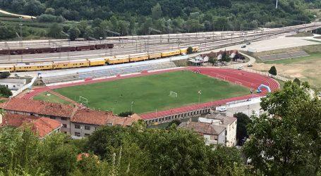 Otvoren novi atletski stadion u Kninu