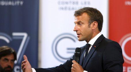 Macron u Šangaju poziva na zajednički nastup EU-a prema Kini