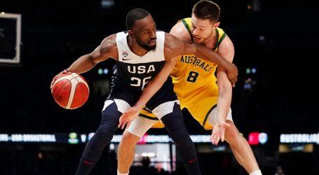 Australski košarkaši prekinuli američki pobjednički niz koji je trajao 13 godina
