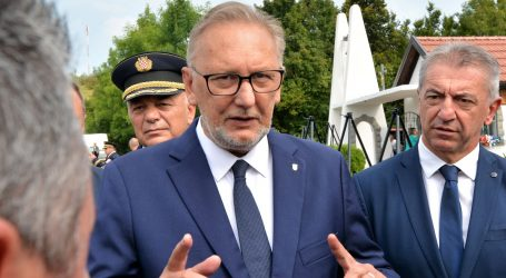 Božinović u ime EU-a potpisao sporazum o viznoj liberalizaciji s Bjelorusijom