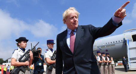 Johnson će od kraljice tražiti suspenziju parlamenta