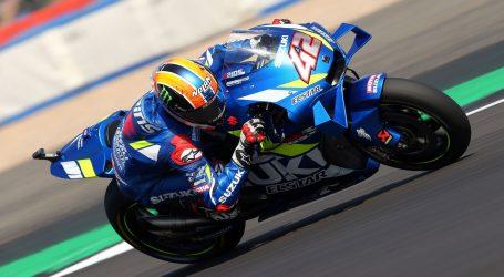 Moto GP: Rins u zadnjim metrima oteo pobjedu Marcu Marquezu