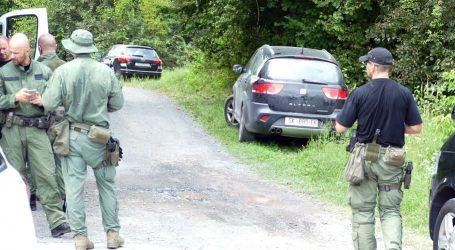 Vozač koji je prevozio migrante sproveden u sisački zatvor