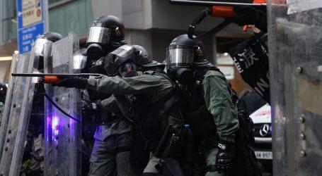 Prosvjed u Hong Kongu prerastao u sukob policije i prosvjednika