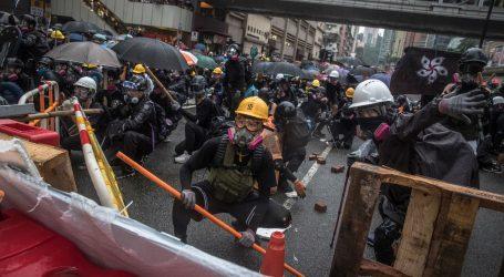 Čelnica Hong Konga kaže da eskalacija nasilja postaje ozbiljnija