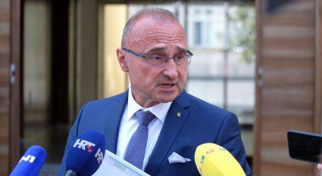 """GRLIĆ RADMAN: """"Izjave iz Srbije žele skrenuti Hrvatsku s fokusa europskog puta"""""""
