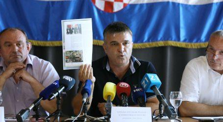 """Braniteljske udruge: """"Pupovac vrši destabilizaciju Hrvatske"""""""