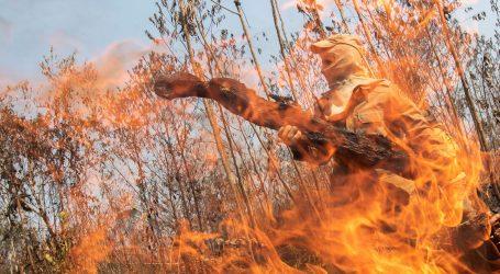 BRAZIL Bolsonaro uveo zabranu spaljivanja šume