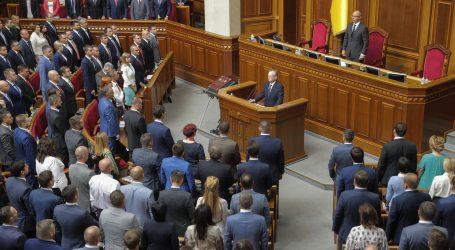 Politički početnik ipredsjednikov štićenik Oleksij Hončaruk imenovanukrajinskim premijerom