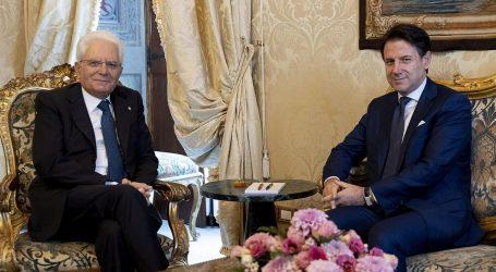 Conte dobio mandat za sastavljanje nove talijanske vlade