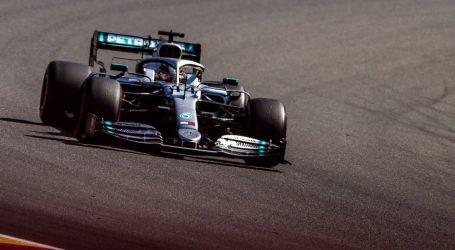 "VELIKA NAGRADA BELGIJE: Leclercu ""pole position"""