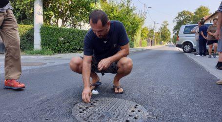 PETEK 'U zagrebačkom Botincu kanalizacija neadekvatno izgrađena'