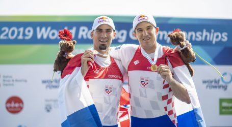 Damir Krstičević čestitao braći Sinković na svjetskom zlatu