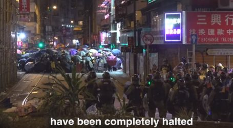 VIDEO: Zapadni poltičari ne bi trebali podupirati demonstracije