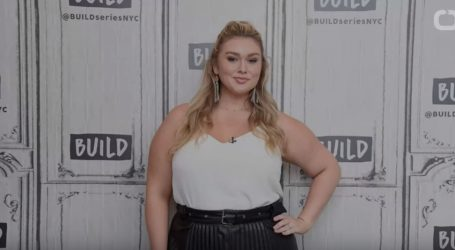 VIDEO: Hunter McGrady pokrenula Instagram kampanju