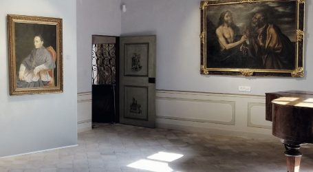 Dubrovački biskup Mate Uzinić vratio se u svoju palaču