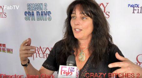 VIDEO: Lijepa i opasna redateljica Jane Clark