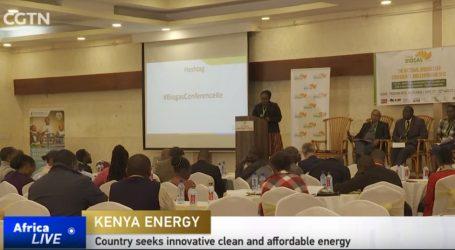 VIDEO: Kenija odlučna u uporabi održivih izvora energije