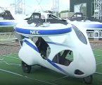 VIDEO: Japanska tvrtka otkrila prototip letećeg automobila