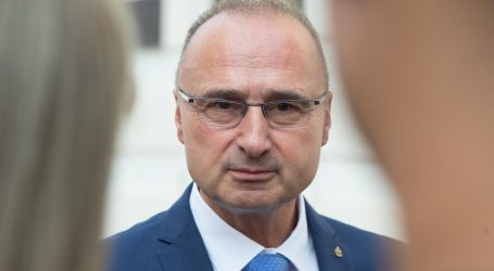 """GRLIĆ RADMAN I CRNADAK: """"Riješiti otvorena pitanja u odnosima Hrvatske i BiH"""""""
