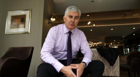 Čović pozdravio dogovor o uspostavi vlasti 10 mjeseci nakon izbora