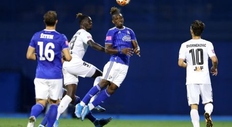 Dinamo nadmoćno protiv Gorice