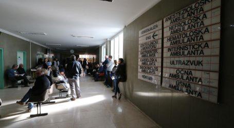 KBC Split: Djevojčica premještena na odjel iz jedinice intenzivnog liječenja