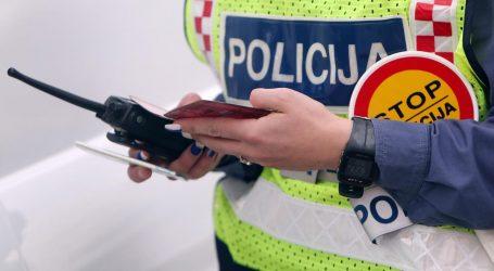 NOVI ZAKON: Policija je ovog vikenda kaznila jednog vozača s 27.700 kuna