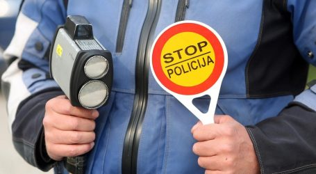 Zagrebačka policija u dva dana utvrdila 53 prekršaja mopedista, motociklista i biciklista