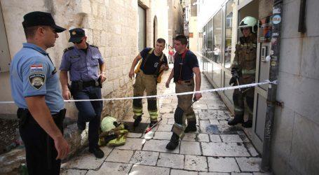 Splitski vatrogasci su na dvije lokacije pronašli dvoje mrtvih