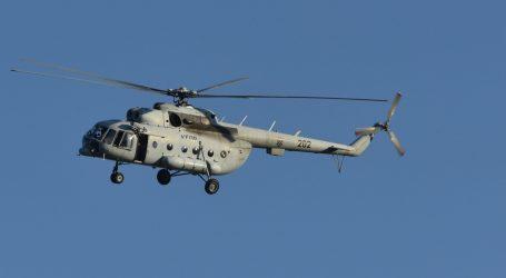 Ozlijeđena pripadnica Hrvatske vojske helikopterom HRZ-a prevezena u Zagreb