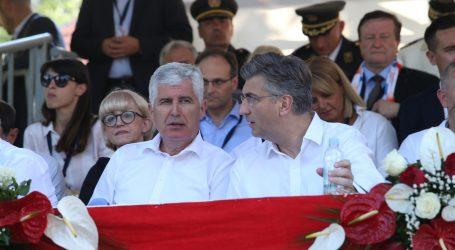 PLENKOVIĆ 'Kandidatura Grabar Kitarović neće biti sutra objavljena'