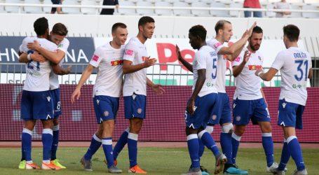 Hajduk tricom ispratio Lokomotivu, junak pobjede Eduok