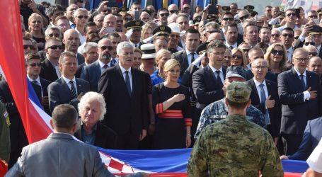"""Bošnjački general protiv Grabar-Kitarović: """"Vraga su oni nas spašavali"""""""