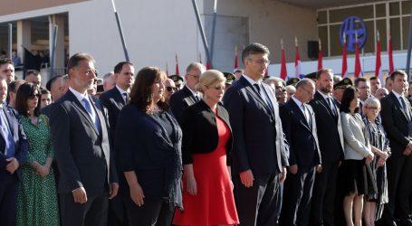 """PLENKOVIĆ """"Predsjednica će se kandiddirati i bit će kandidatkinja HDZ-a"""""""