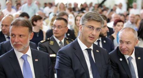 """PLENKOVIĆ O KARAMARKOVOJ NAJAVI: """"Svatko ima pravo na svoje ambicije"""""""