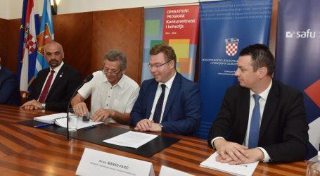 U Kninu potpisani ugovori za potporu poduzetništvu vrijedni 8,5 milijuna kuna