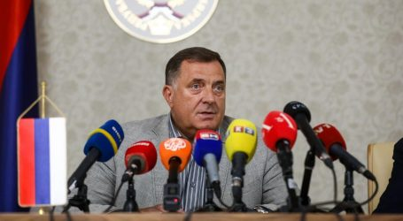 Dodik optužio hrvatsku vojsku za etničko čišćenje Srba u Drvaru