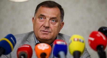 Dodik kaže da 'nema pojma' hoće li BiH surađivati s NATO-om