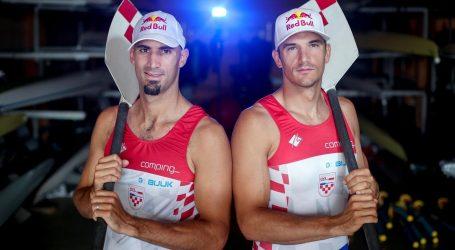 VESLANJE: Braća Sinković odlaze na SP u Linz