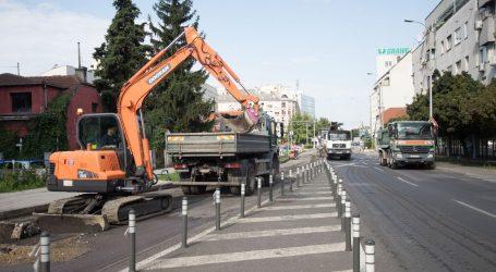 Počeli radovi u jednoj od najprometnijih ulica u Zagrebu, ovo su obilazni pravci