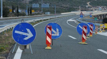 Vjetar otežava promet, A1 i A6 otvorene za sve skupine vozila
