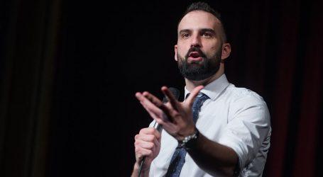 ŠARIĆ: 'Stand-up je brutalan jer si prepušten sam sebi'