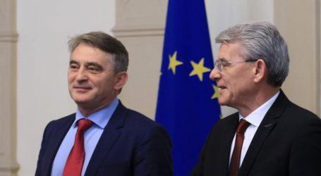 "KOMŠIĆ & DŽAFEROVIĆ ""Herceg Bosni je presuđeno u Den Haagu"""