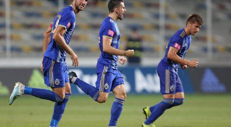 Lokomotiva slavljem protiv Istre do prvih bodova u sezoni