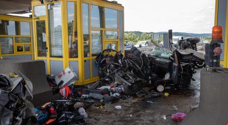 Liječnica vozača koji je prouzročio tešku prometnu nesreću na naplatnoj postaji odbila policiji dostaviti njegovu zdravstvenu dokumentaciju